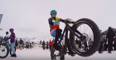 Frosty's Fat Bike Race Series