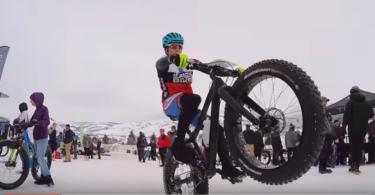 Frosty's Fat Bike Race Series