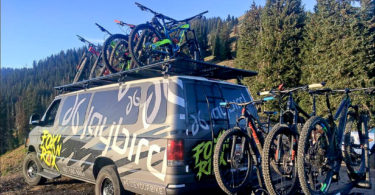 Fox n Rox provides Wasatch Crest Shuttle services.