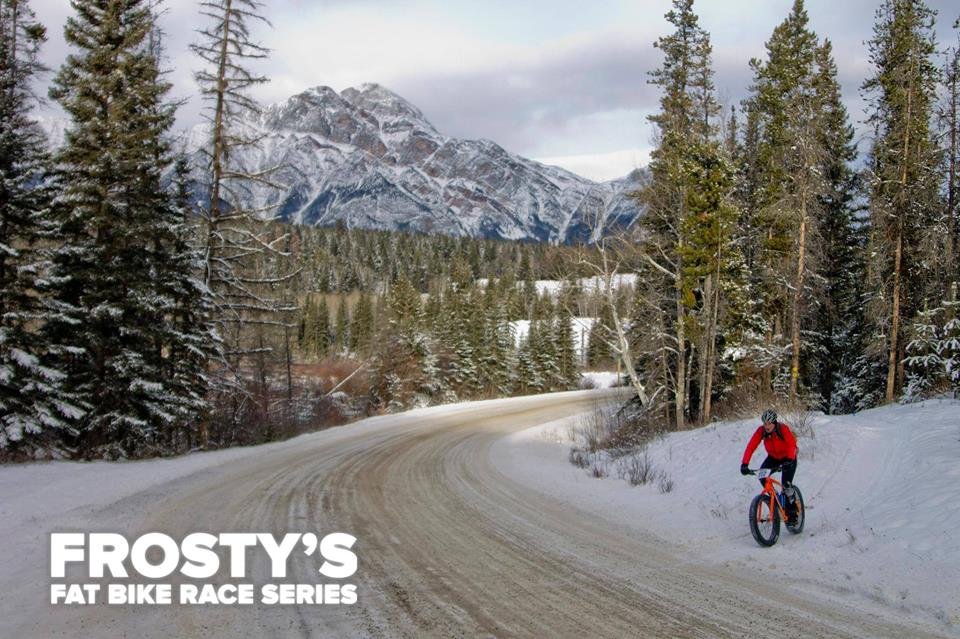 Frosty's Fat Bike Race Series XC