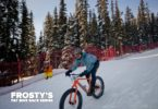 Frosty's Fat Bike Race Series downhill