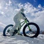 Sweaty Yeti Fat Bike Race start
