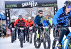 Sweaty Yeti Fat Bike Race