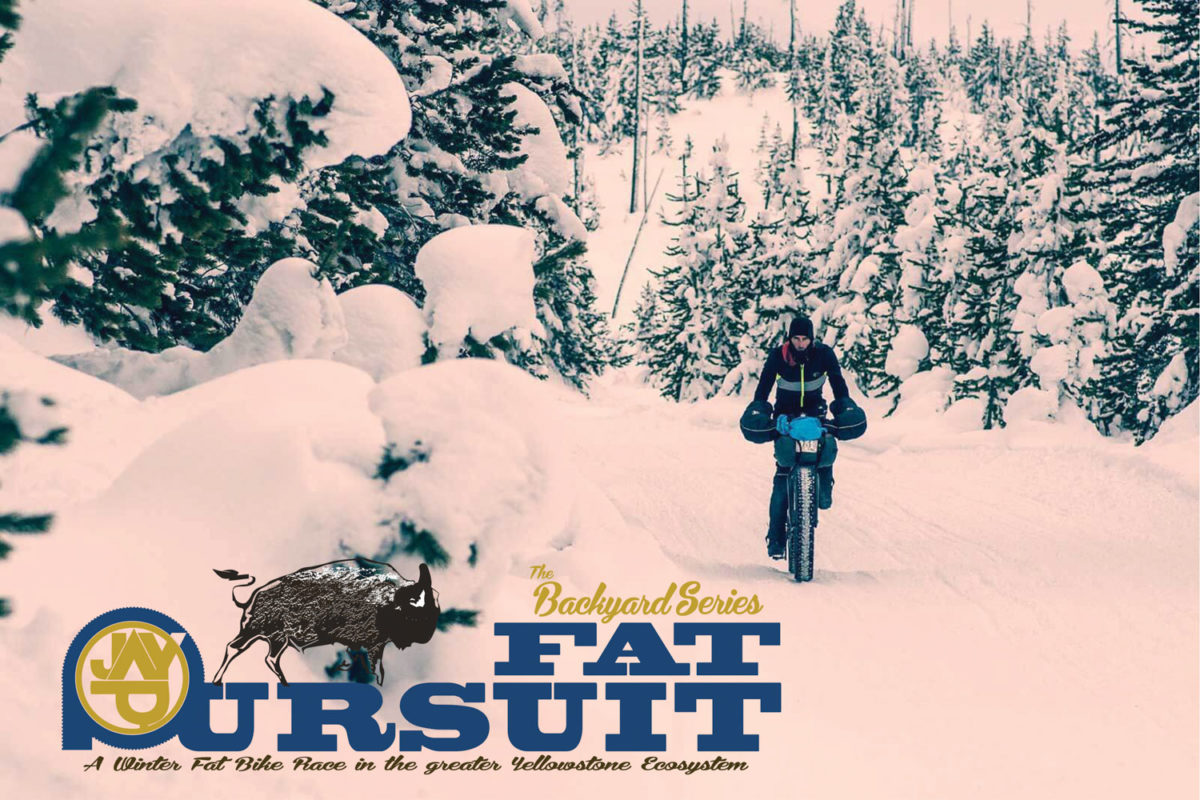 JayP's Backyard Fat Bike Pursuit 200km or 200 mile