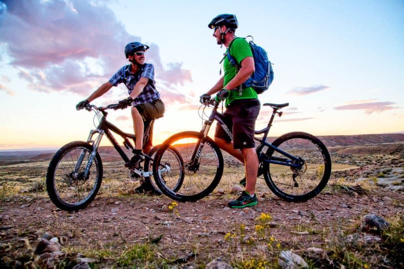 McCoy Flats, Vernal Utah Mountain Biking
