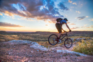 McCoy Flats, Vernal Utah Mountain Biking