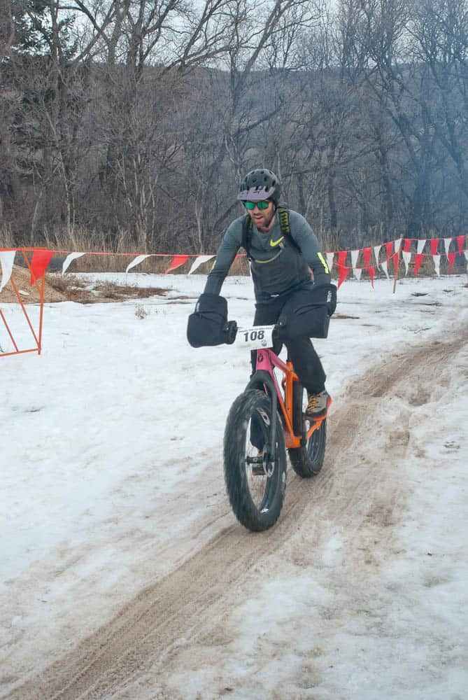 2018 Sweaty Yeti Fat Bike Race. ©2018 Scott Cullins