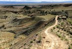 Photo of Joe's Ridge Trail, in the 18 Road trail network of Fruita, COlorado